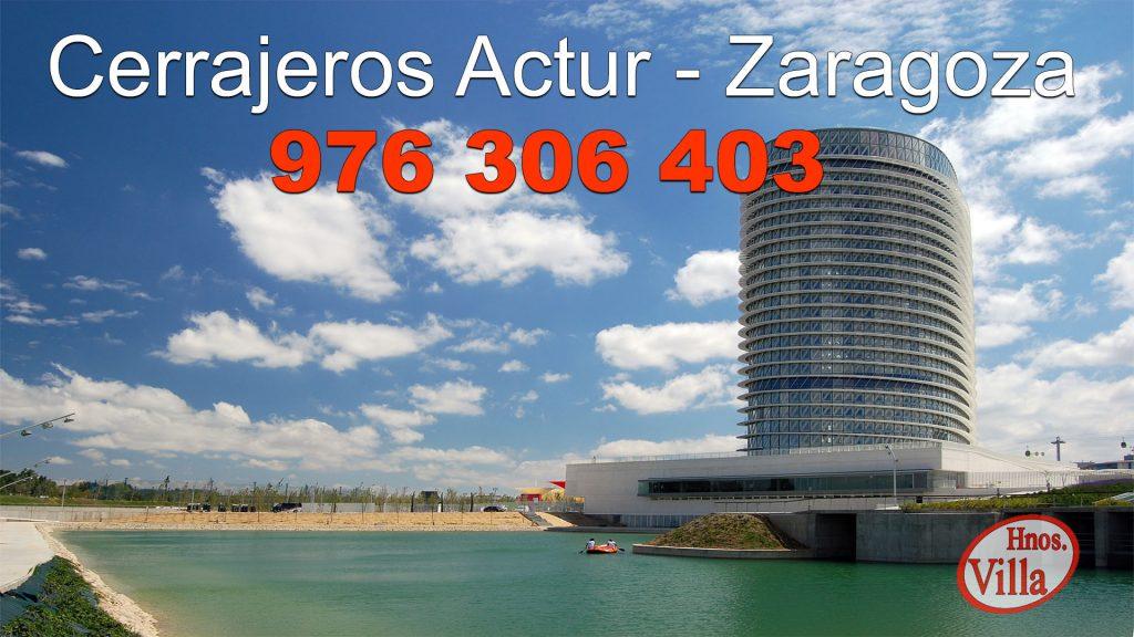 Cerrajeros Zaragoza Actur