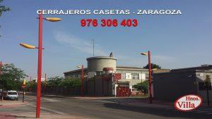 Cerrajero en Casetas