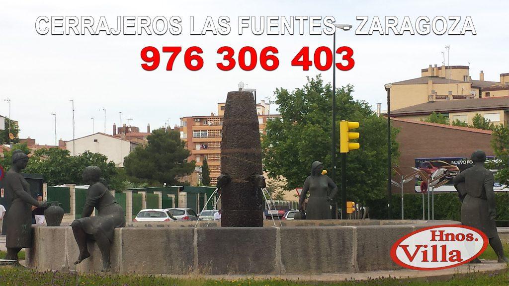Cerrajeros Zaragoza Las Fuentes